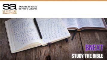 Scripture Awakening